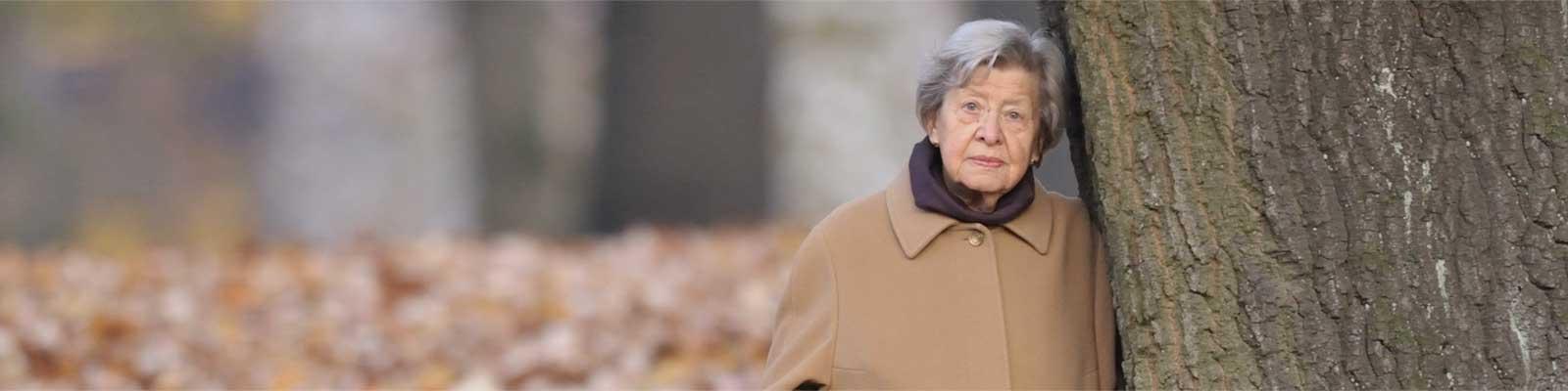 Psychotherapie für älteren Menschen