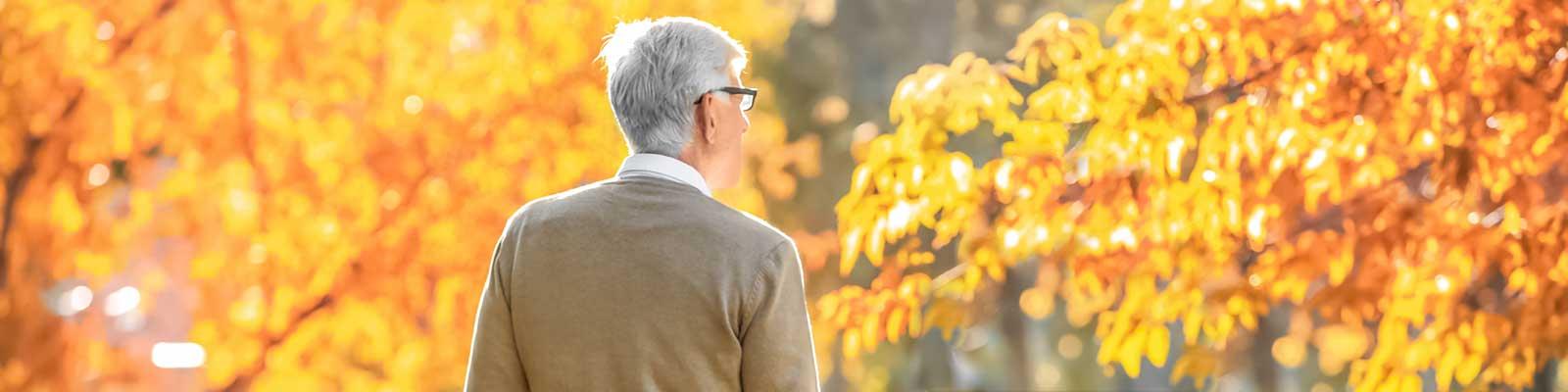 Therapie mit älteren Menschen